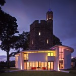 Source: http://www.trendir.com/house-design/luxurious-tower-turned-home-el.html